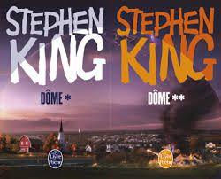 """Dôme"" Stephen King"