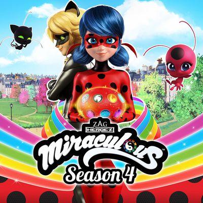 La saison 4 inédite de l'animé Miraculous dès ce dimanche matin sur TF1.