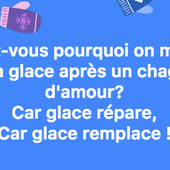 Humour chagrin d'amour: Manger de la glace - Doc de Haguenau
