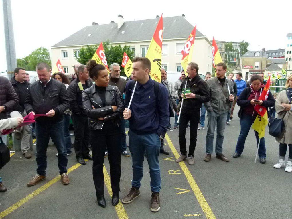 Journée de grève du vendredi 3 juin