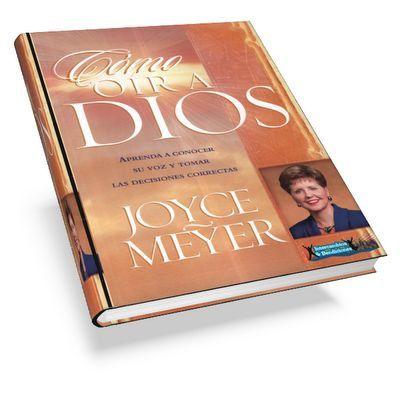 Dios nos habla todos los días - Como Oír a Dios, PDF- Joyce Meyer