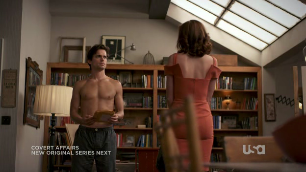 Critiques Séries : White Collar. Saison 2. Episode 6. In the Red.