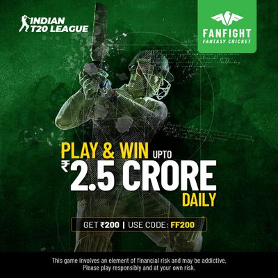 How to Play Indian T20 Fantasy Cricket League 2021 on FanFight