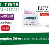 Carrefour Labège 2 Shopping Drive : le test