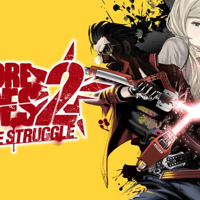 [Test] No More Heroes 2 Desperate Struggle (Switch)