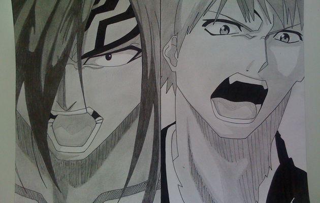 Ichigo et Renji