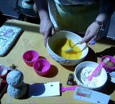 Vidéo Culinaire : Cupcakes !!!