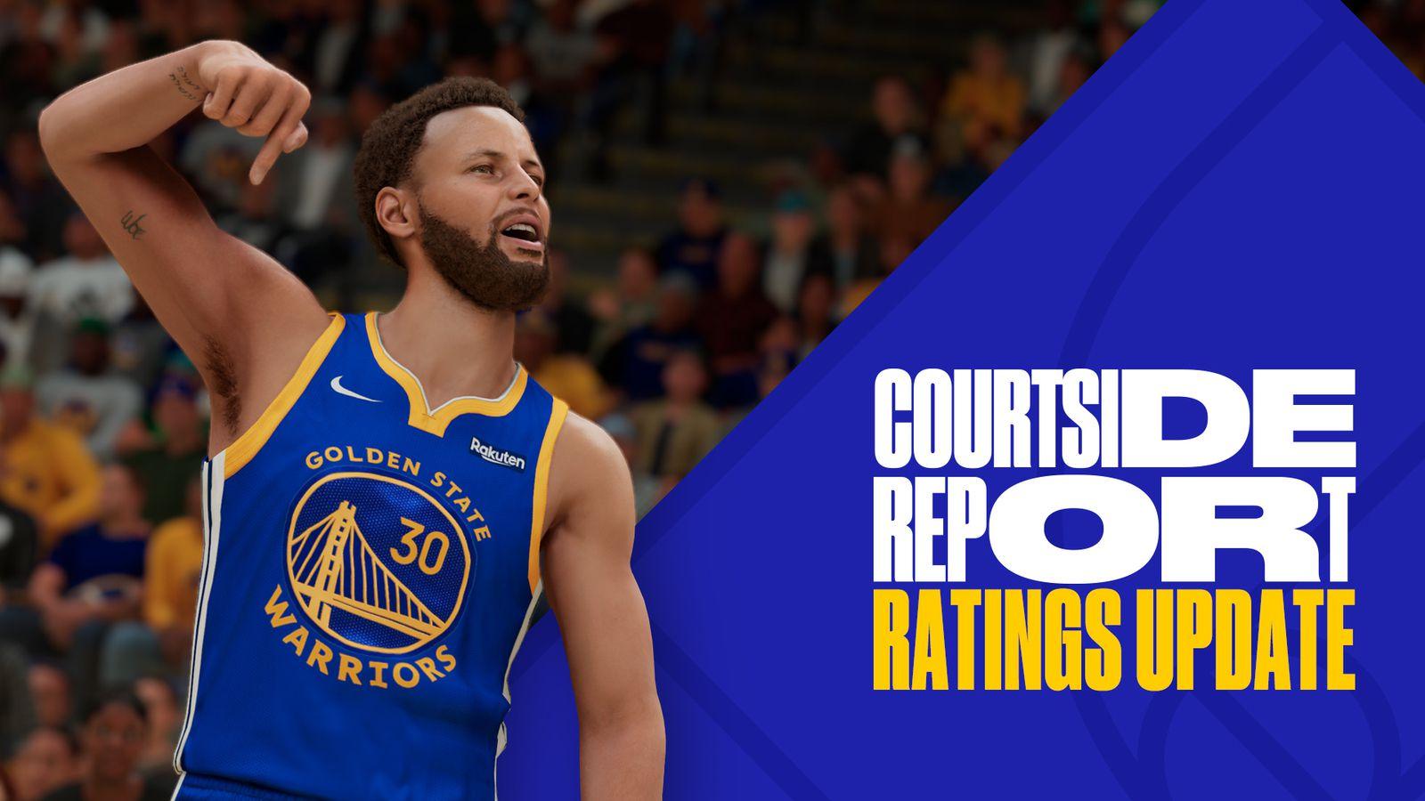 [ACTUALITE] NBA 2K21 - Mise à jour des évaluations des joueurs #8