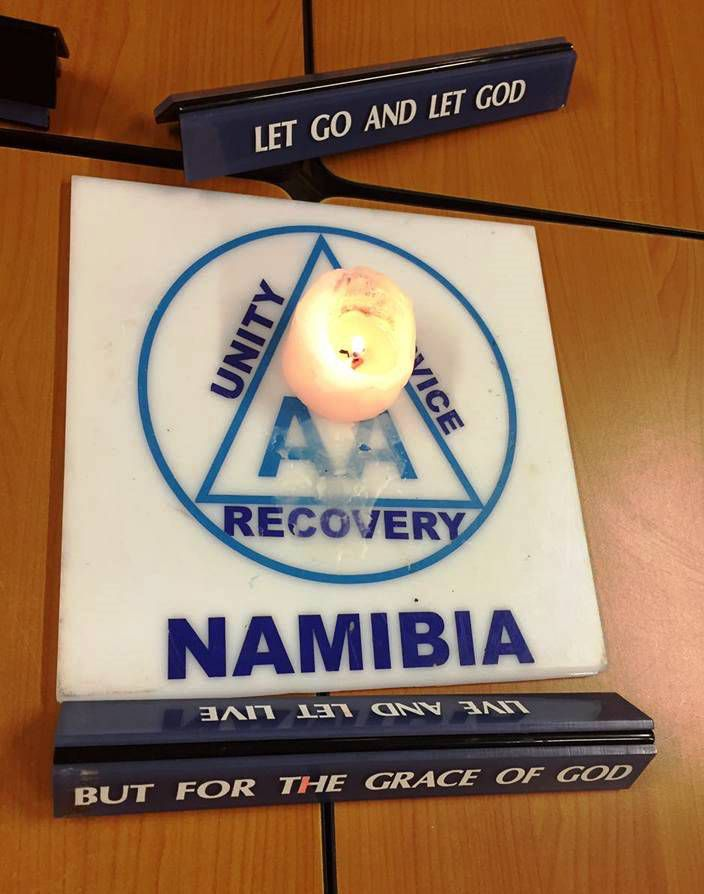NAMIBIE Alcoholics Anonymous® & Al-Anon