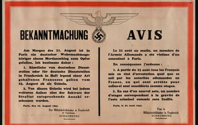 """Il y a 80 ans, le 21 août 1941, l'attentat du métro Barbès : """"Titi est vengé"""""""