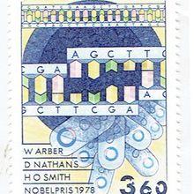 Werner ARBER, Daniel NATHANS, Hamilton SMITH, Prix Nobel de Médecine en 1978