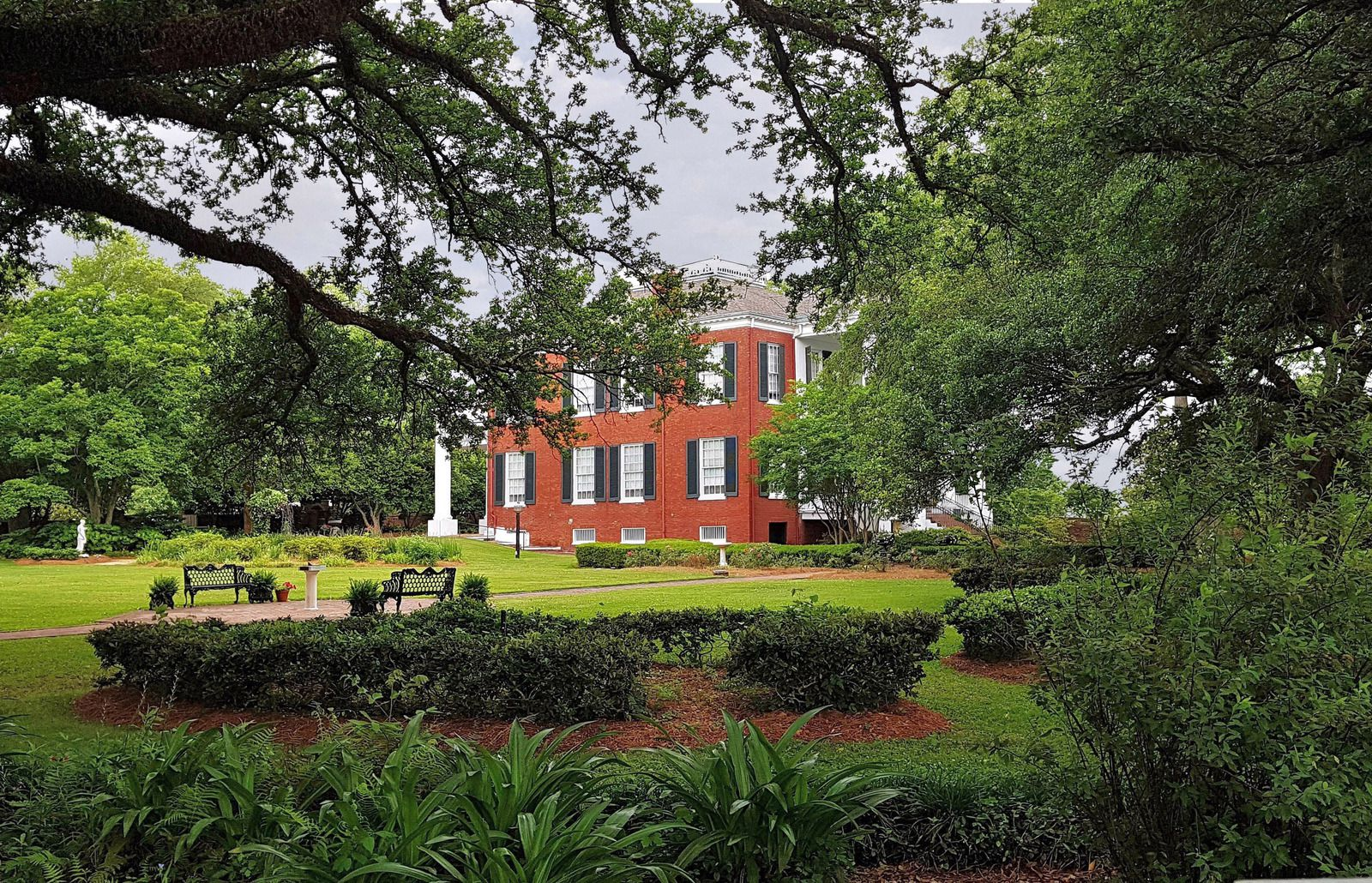 Natchez Rosalie Mansion