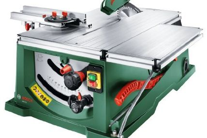 Who sells Bosch PPS 7 S 1400W 212mm Pull-Push Mitre and Table Saw includes Table Extension