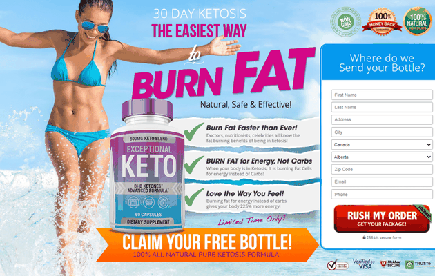 Exceptional Keto - Pills Price, Benefits & Where to BUY!