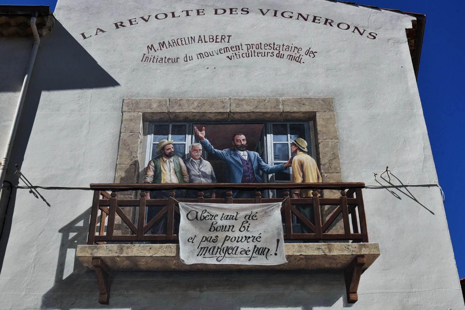 4 - La révolte des vignerons (1907)