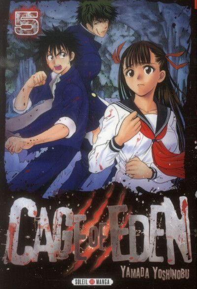 Cage of Eden Tome 5