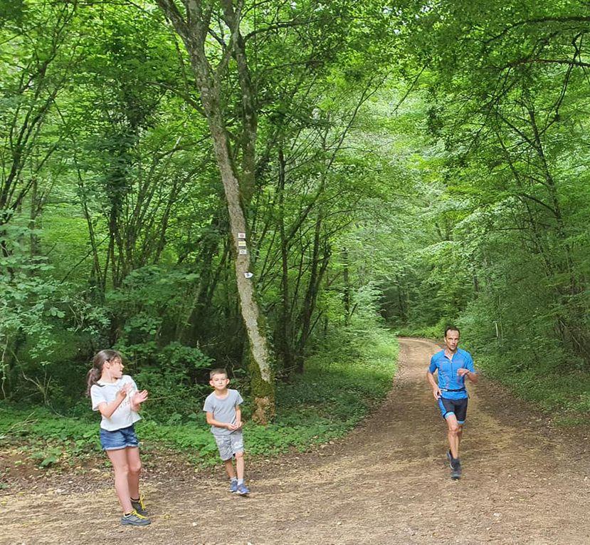 3ème étape des 6 jours, Villey le Sec 20km
