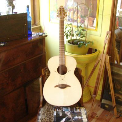 Guitare acoustique Originale
