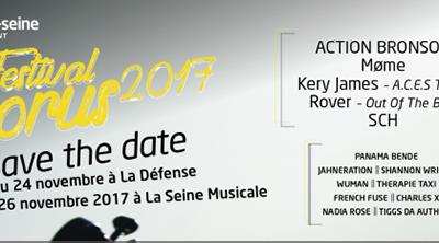 FESTIVAL CHORUS 2017