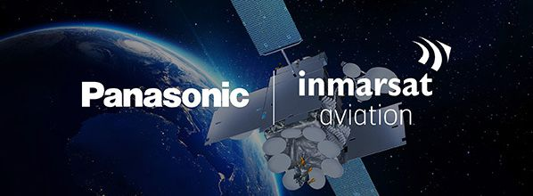 Landmark agreement between Inmarsat and Panasonic Avionics