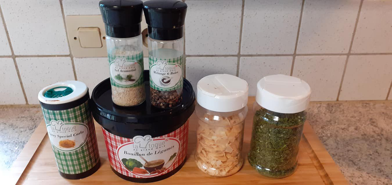 riz curry toquée