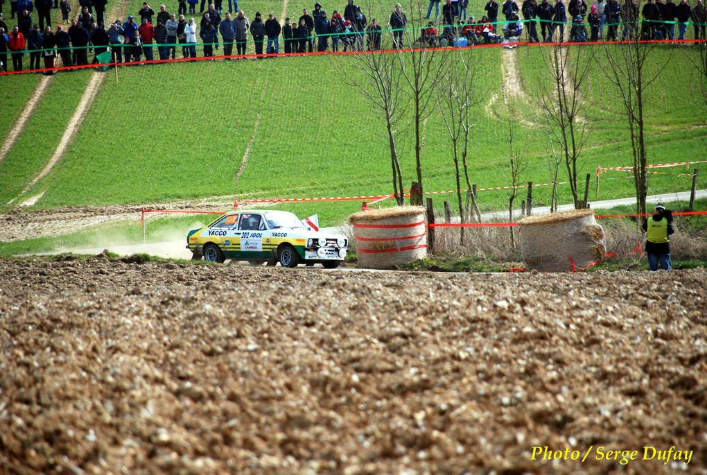 Album - Rallye Le Touquet V.H.C suite par Serge Dufay