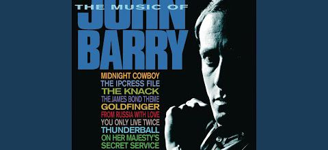 John Barry : The girl with the sun in her hair (1967)