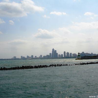 """Chicago, la ville où sont nés les """"gratte-ciel"""""""