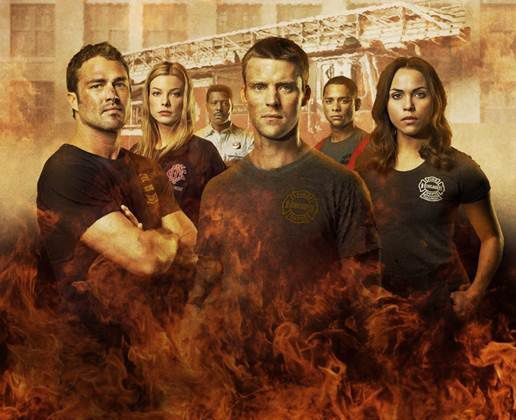 Saison 2 de Chicago Fire diffusée dès ce mercredi soir.