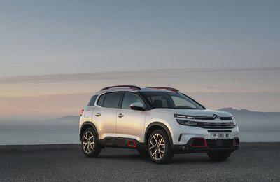 Lancement de la campagne pour le Citroën C5 Aircross!