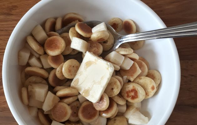 Pancake cereals