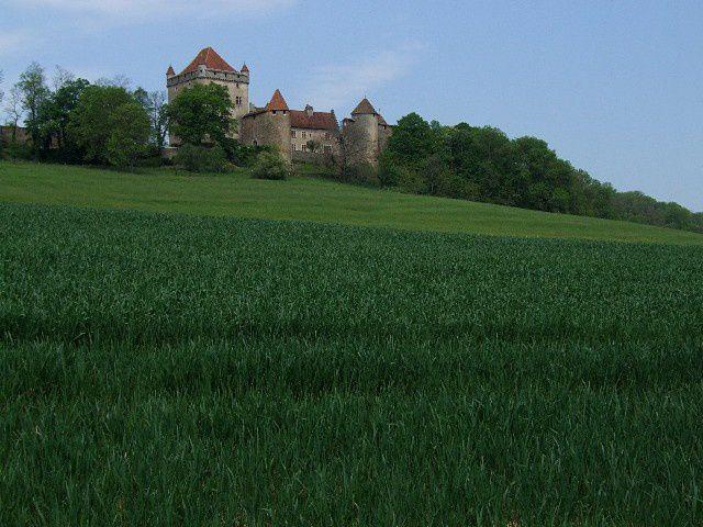 Diaporama château de Le-Pin