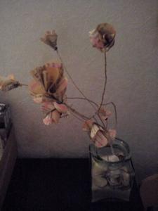 Bouquet de papier