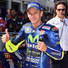 Carlo Pernat : « Rossi a fait un miracle, bravo Vale, on a besoin de toi »