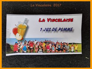 La Vincelaise 2017.