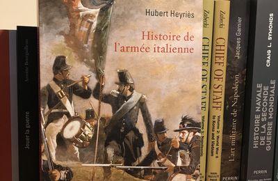 Histoire de l'Armée italienne, d'Hubert Heyriès