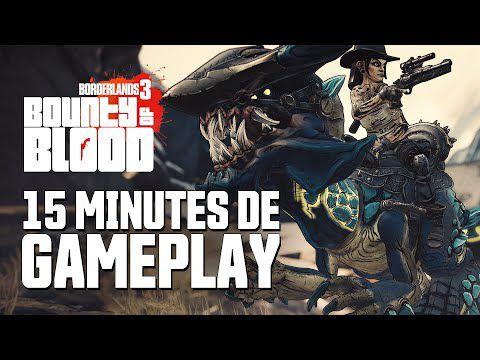 [ACTUALITE] Borderlands 3 - 15 mn de gameplay - Prime de sang : la rédemption par les poings