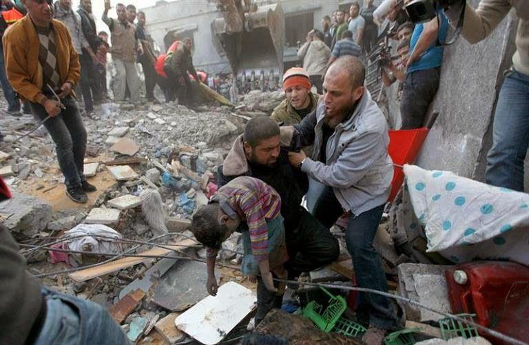Imágenes ocupación israelí de Palestina.- El Muni.