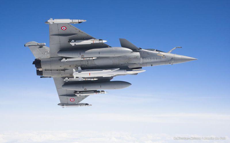 Le deuxième escadron de Rafale destiné à la dissuasion nucléaire sera opérationnel en 2018