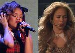 Jennifer Lopez VS Rihanna : les audiences de leurs performances