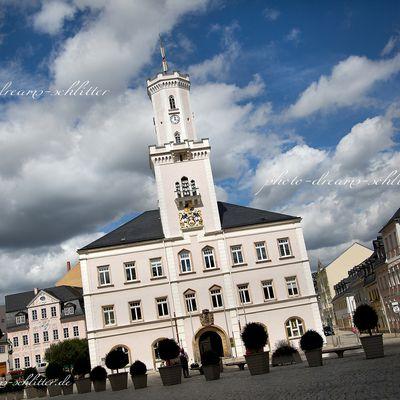 Country-Hochzeit in Schneeberg...