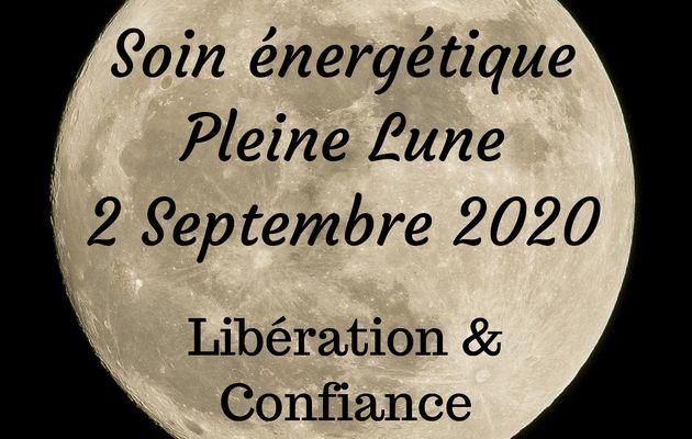 Soin énergétique 02 septembre 2020 à 21h