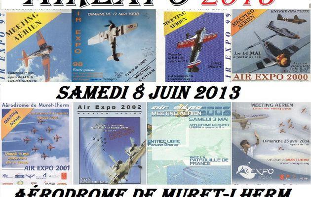 Participation au concours Airexpo 2013...