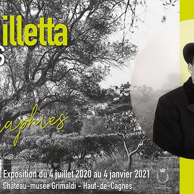 Jean Gilletta at Cagnes