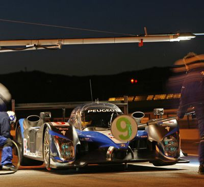 Peugeot/Audi : plus que jamais au coude à coude pour les 24h du Mans