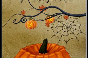 Etiquettes halloween
