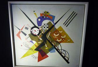 Milano: Kandinsky. La collezione del Centre Pompidou