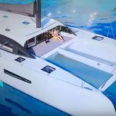 Interview - Outremer Yachting, a 55-foot catamaran announced - Yachting Art Magazine