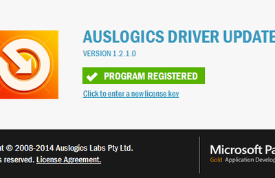 Auslogics Driver Updater 1.11 Full Crack