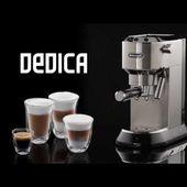 Parenthese Café vous présente la machine expresso De'Longui Dédica EC680.M